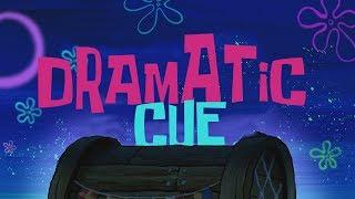 SpongeBob Music: Dramatic Cue (c)