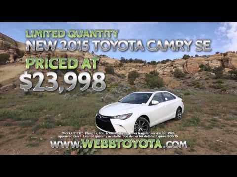 Webb Toyota - Live Market Prices