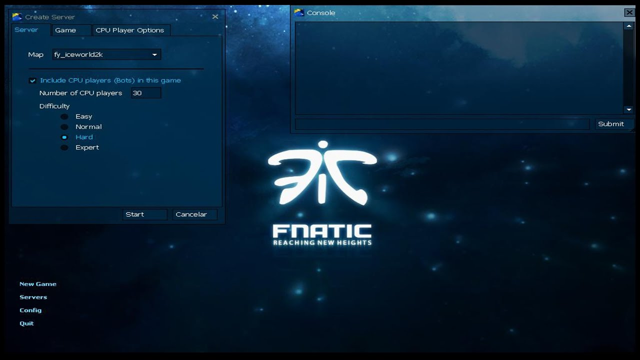 gui cs 1.6 fnatic