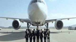 WORLD ORDER - Permanent Revolution/Asiana Airlines - CM