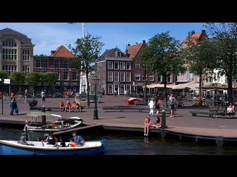 Leiden sightseeing