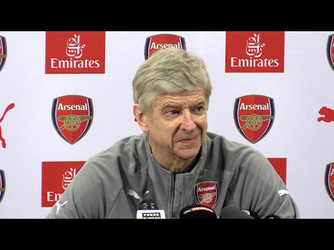 Arsene Wenger Full Pre-Match Press Conference - Arsenal v Hull