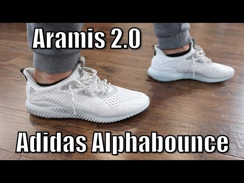 adidas-alphabounce-white-aramis/ams-2.0-review-&-on-feet-|-+-giveaways!!!
