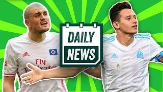 HSV: Lizenzentzug? Der FC Bayern hat einen Franzosen im Visier und bei FIFA 18 gibt es Schwalben?