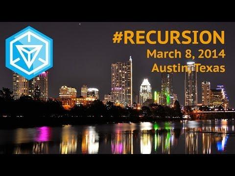 Ingress: #RECURSION | Austin, Texas Results (3/8/2014)