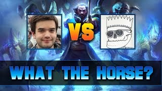 Dota 2 Game Show - Guest PyrionFlax (What the Horse? - EP. 4)