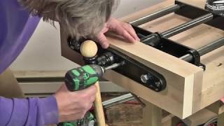 How to Install a Woodworking Vise Successfully? [within Sort Time]