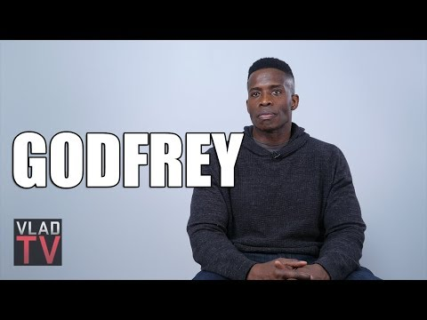 Godfrey: Steve Harvey Isn't the Only Black Guy Who Can Host Game Shows (Part 3)