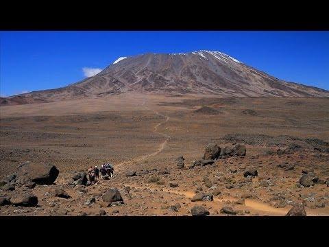 Barefoot Kilimanjaro - Trailer