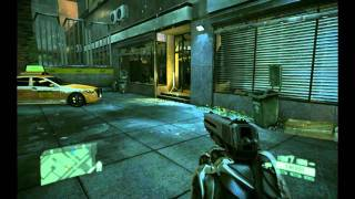 Crysis 2 - First Mission gameplay - DX11 Patch with HIGH TEXTURES ULTRA MODE 2