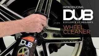 New DUB Wheel Cleaner in action on Range Rover Evoq