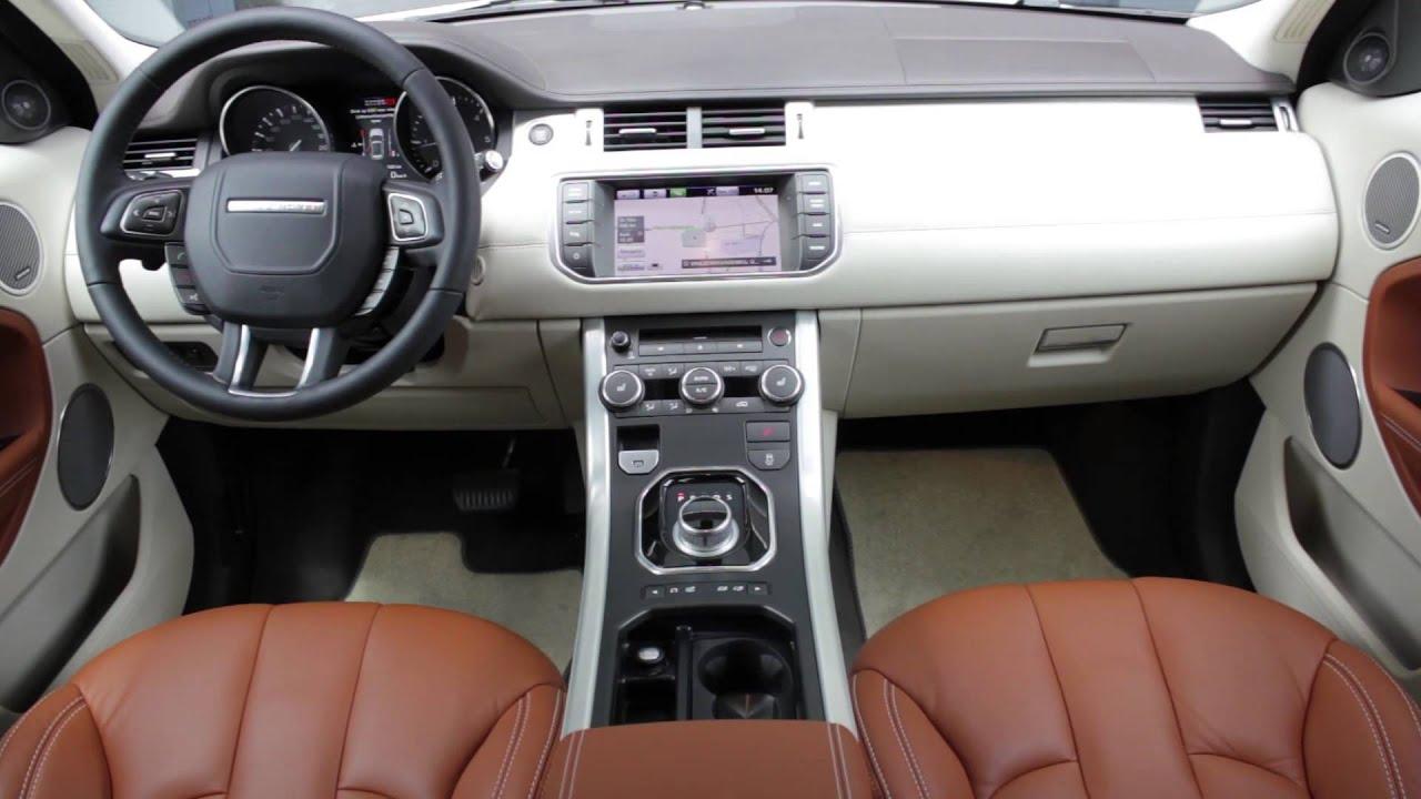 2012 Land Rover Range Rover Evoque 22 TD4 Prestige