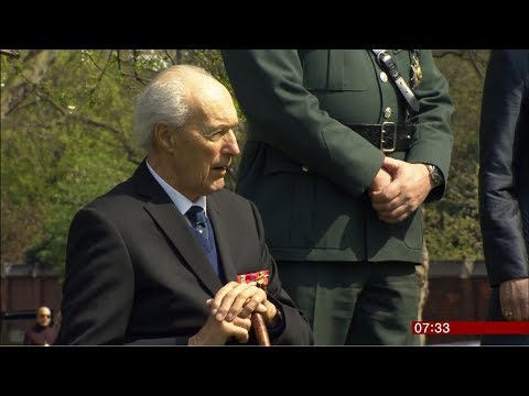 Joachim Rønneberg passes away (1919 - 2018) (Norway) - BBC News - 22nd October 2018