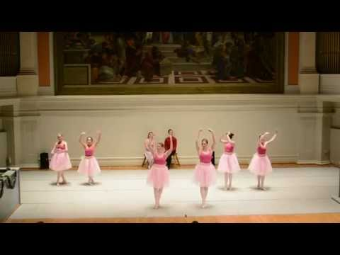 Rhapsody Ballet Ensemble presents: The Nutcracker (Fall 2014)