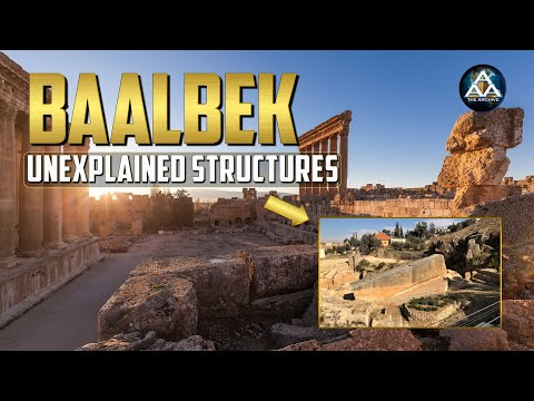 Baalbek - Unexplained Structures