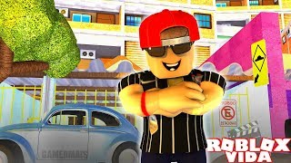I WENT to LIVE in the SLUMS? (🎬 MACHINIMA)-Roblox: Real life (TEASER)