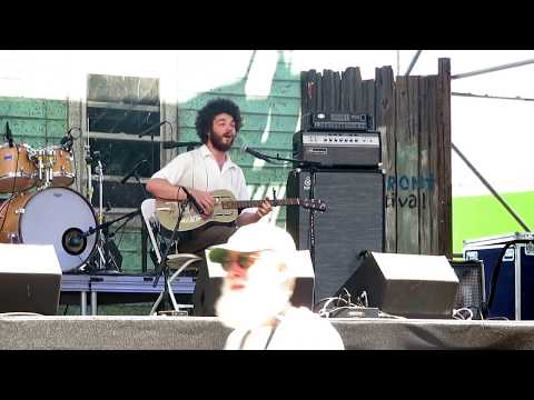 Tevis Hodge Jr. - Careless Love 2017 Portland Blues Festival, Oregon