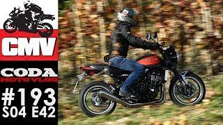 """CMV#193: Kawasaki Z900RS """"po raz pierwszy"""" - CODA MV"""