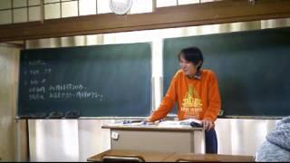 中学生授業風景2 x264
