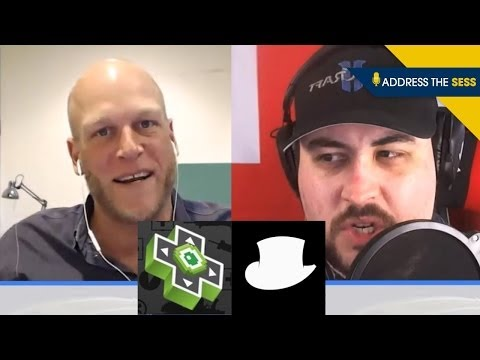 Address the Sess w/ TOTALBISCUIT! Pokémon, Metacritic, and the Watch Dogs delay