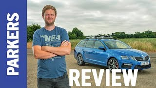 Skoda Octavia Estate vRS review | Is it the ultimate all-rounder?