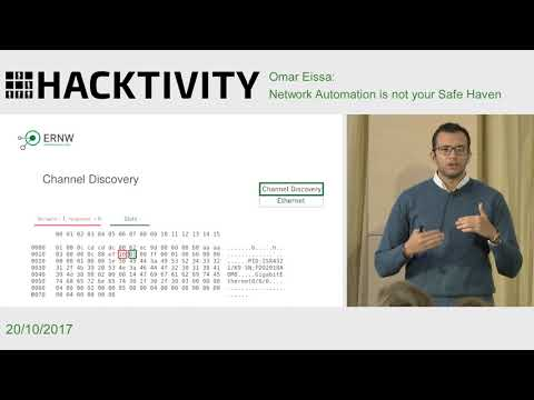 Omar Eissa - Network Automation is not your Safe Haven