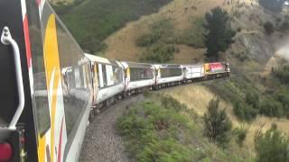 Coastal Pacific: Christchurch - Picton - Kaikoura (HD)
