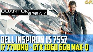 Dell Inspiron 7559 I7 Gaming