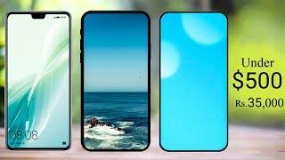 Top 5 Best Smartphone Under $500 ₹35000