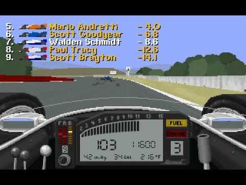 IndyCar Racing from Papyrus  Laguna Seca  YouTube