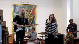 Hjaltalín - Feels Like Sugar (Live @ Siglufjarðarkirkja 12.07.2010)
