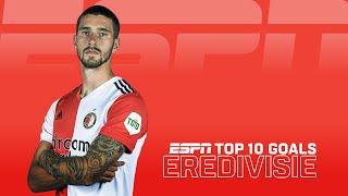 TOP 10 GOALS 2020 🔝 | Eredivisie | met o.a. 𝘣𝘦𝘢𝘶𝘵𝘪𝘦𝘴 van Götze, Neres en Senesi