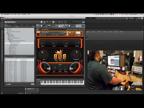 Trap Sample Based Beat Making Review - Maschine | Kontakt | 808 Kings | LE Hits