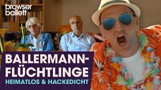 Ballermann-Flüchtlinge: heimatlos und hackedicht