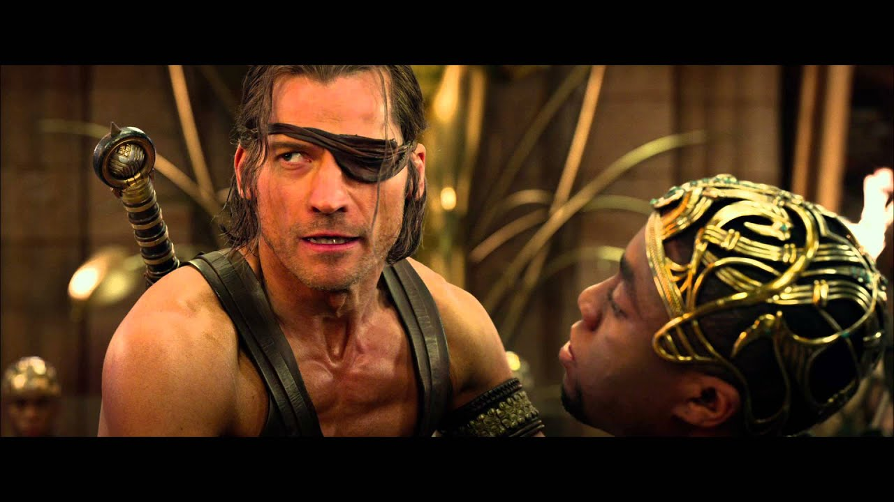 Gods of Egypt Official Movie Trailer - YouTube Gerard Butler 2016