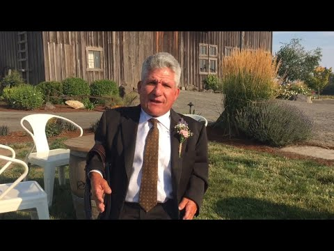 Matt Roloff Is All Smiles During His Daughter Molly's Wedding! | Little People, Big World