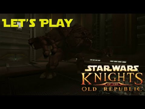 Let's Play Star Wars Knights Of The Old Republic #11 - Rancor in der Arena! (DE|HD)