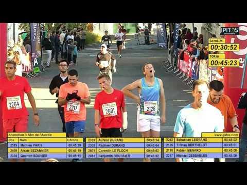 Semi Marathon Beaufort en Anjou