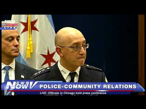 FNN: Mayor Rahm Emanuel Talks Police-Community Relations in Chicago