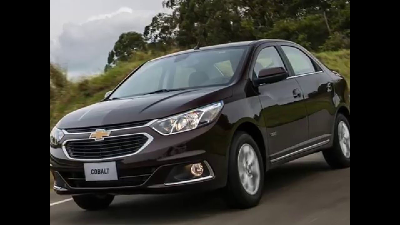 2016 Chevrolet Cobalt With Facelift