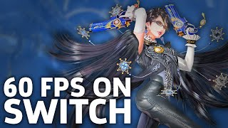 Bayonetta 2 Gameplay On Switch