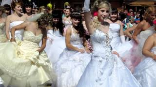 Парад невест в Сыктывкаре