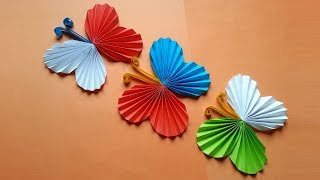 How To Make Colourful Butterflies  Easy & Simple Way!!!! thumbnail