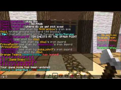 Project Ares! - 4 maps in one! + Project Ares Community Channel? -