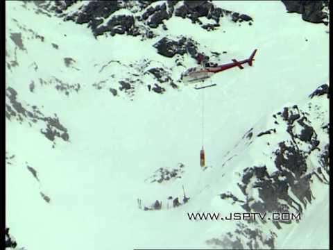Unbelievable Back Country Ski Crash | World Record Crash
