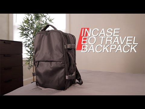 Best Tech Travel Bag? Incase EO Travel Backpack Review