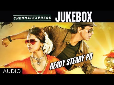 Chennai Express Full Songs Jukebox  Shahrukh Khan, Deepika Padukone