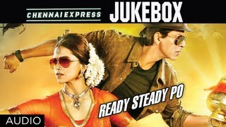 Repeat youtube video Chennai Express Full Songs Jukebox | Shahrukh Khan, Deepika Padukone