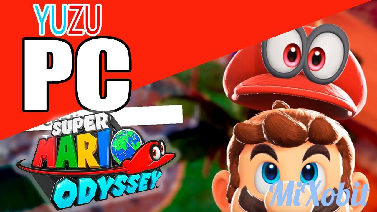 Super Mario Odyssey Shader Cache