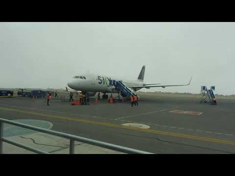 Aeropuerto De Trujillo - Carlos Martínez De Pinillos/vuelo A Lima Con Sky.✈✈✈